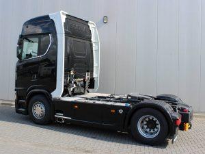 Scania neue S- und R-Baureihe, Zubehör