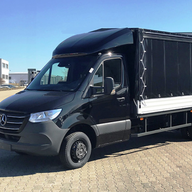 MB New Sprinter Spoiler BM907