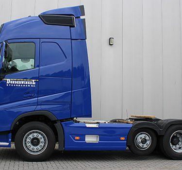 Volvo FH 4 Rahmenverkleidung